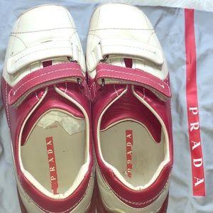 Authentic vintage Prada Sport Shoe